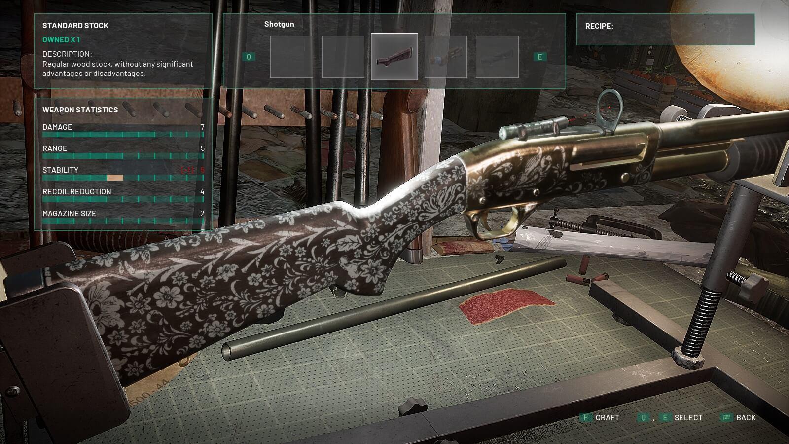 Chernobylite - Armas