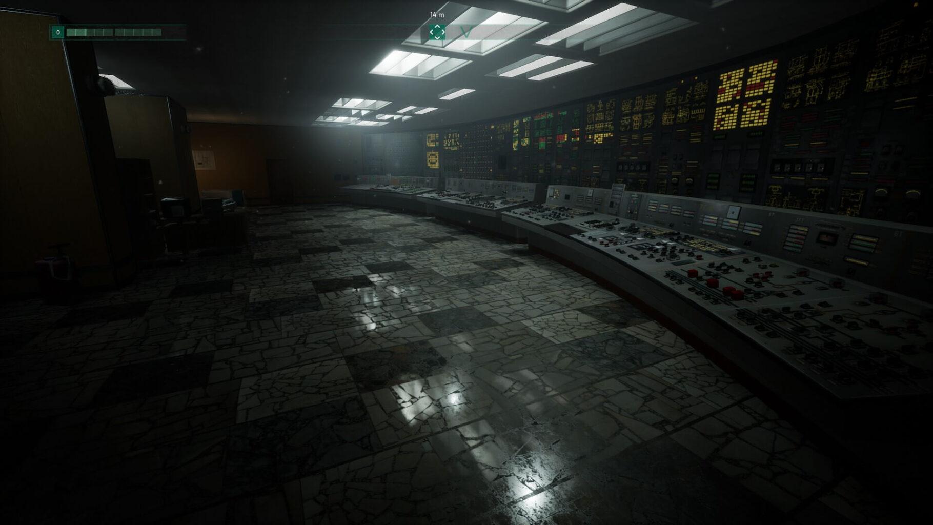 Chernobylite - Planta