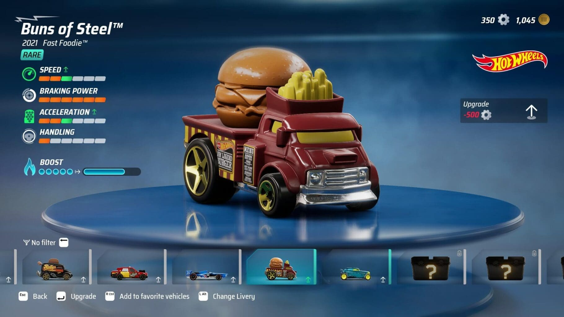 Hot Wheels Unleashed - Carritos