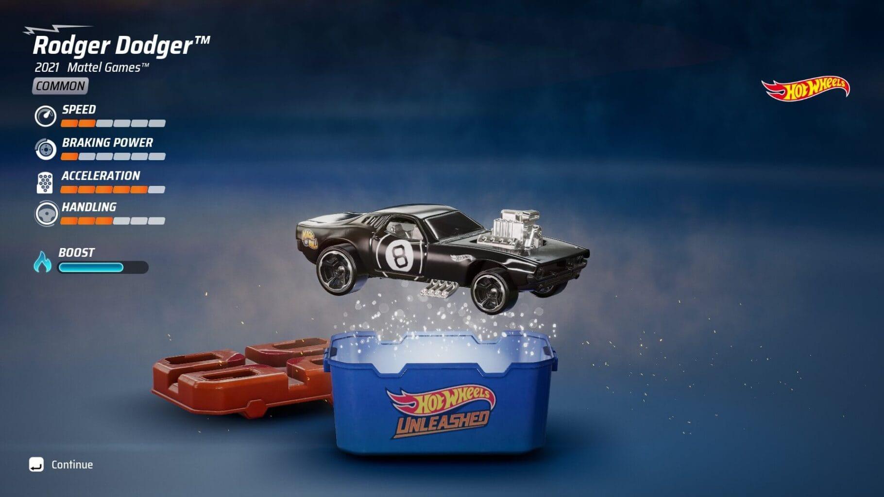 Hot Wheels Unleashed - Familia