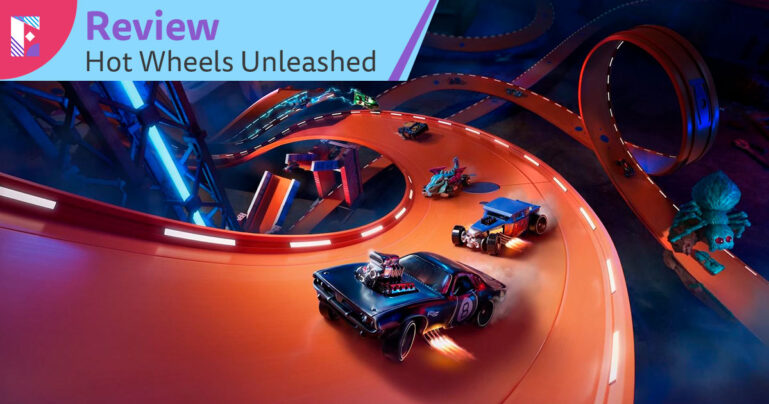 Hot Wheels Unleashed - Redes