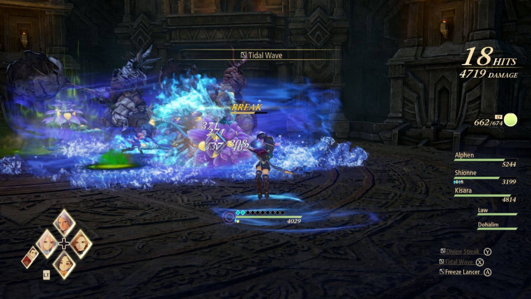 Tales of Arise - Combate