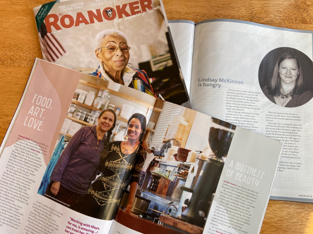 magazine stories