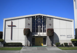 Photo of Bethel Missionary Baptist Church from the front