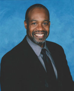 photo of Pastor Frank Darby, Jr.