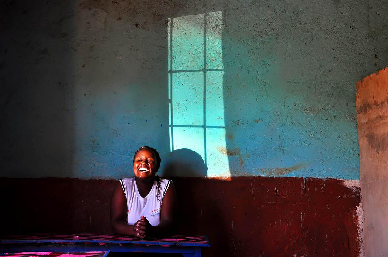 Mass hysteria in Tanganyika, Tanzania.