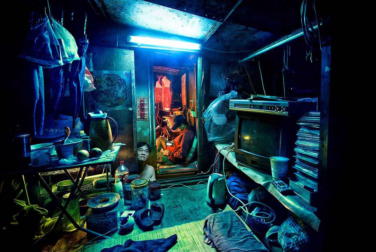 Hong Kong, SOCO, trapped, Coffin homes