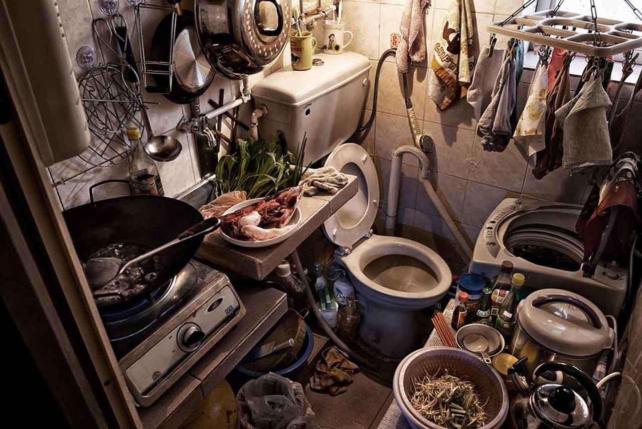 Hong Kong, Benny Lam, Coffin Homes