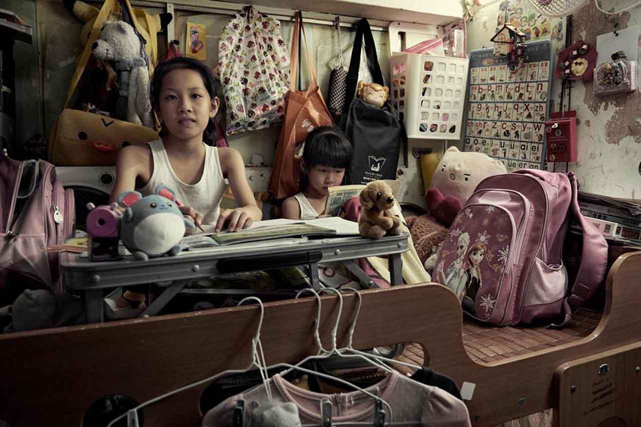 Hong Kong, SOCO, Trapped, Life, COffin homes