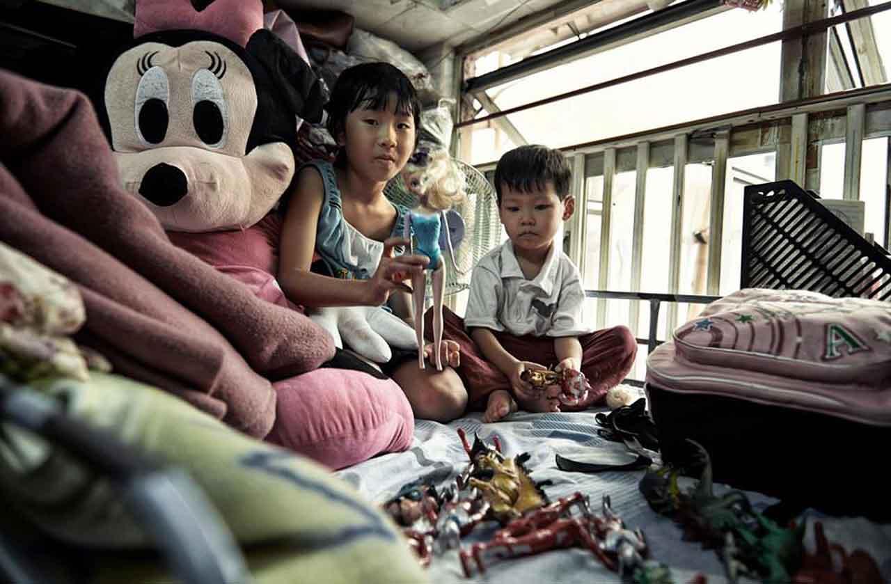 Hong Kong, Coffin Homes, SOCO