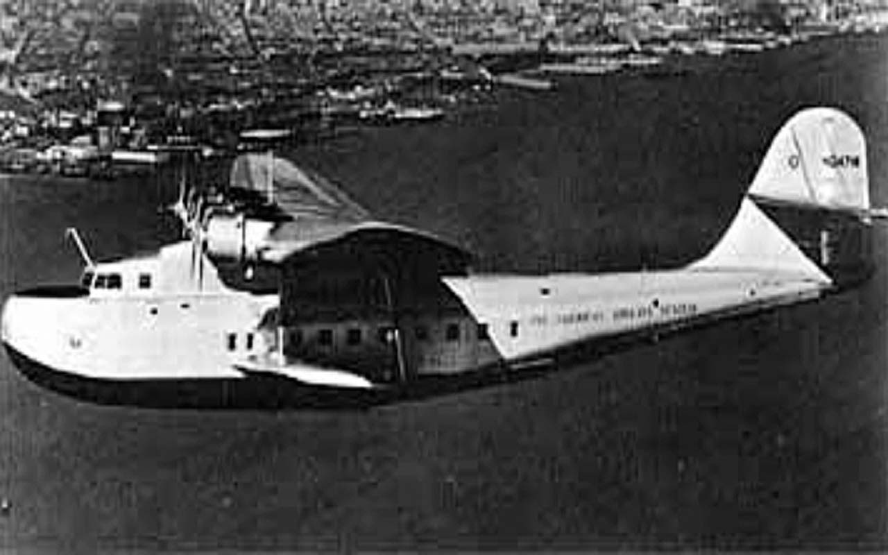 Hawaii clipper