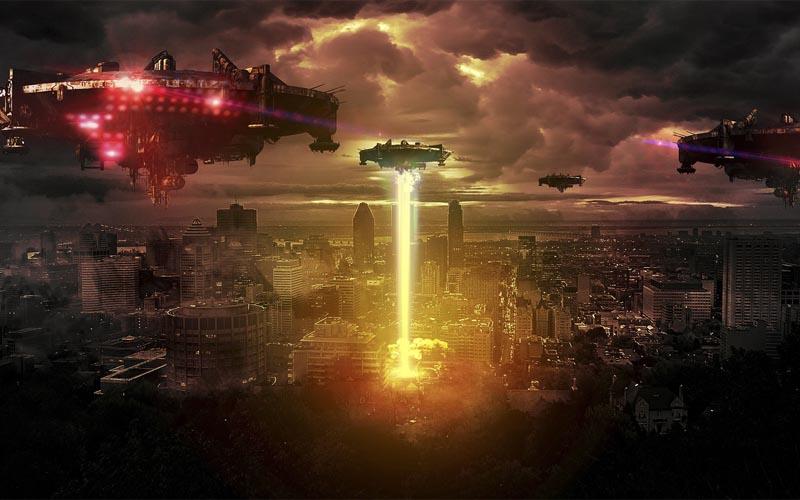 NASA, alien, space, apocalypse