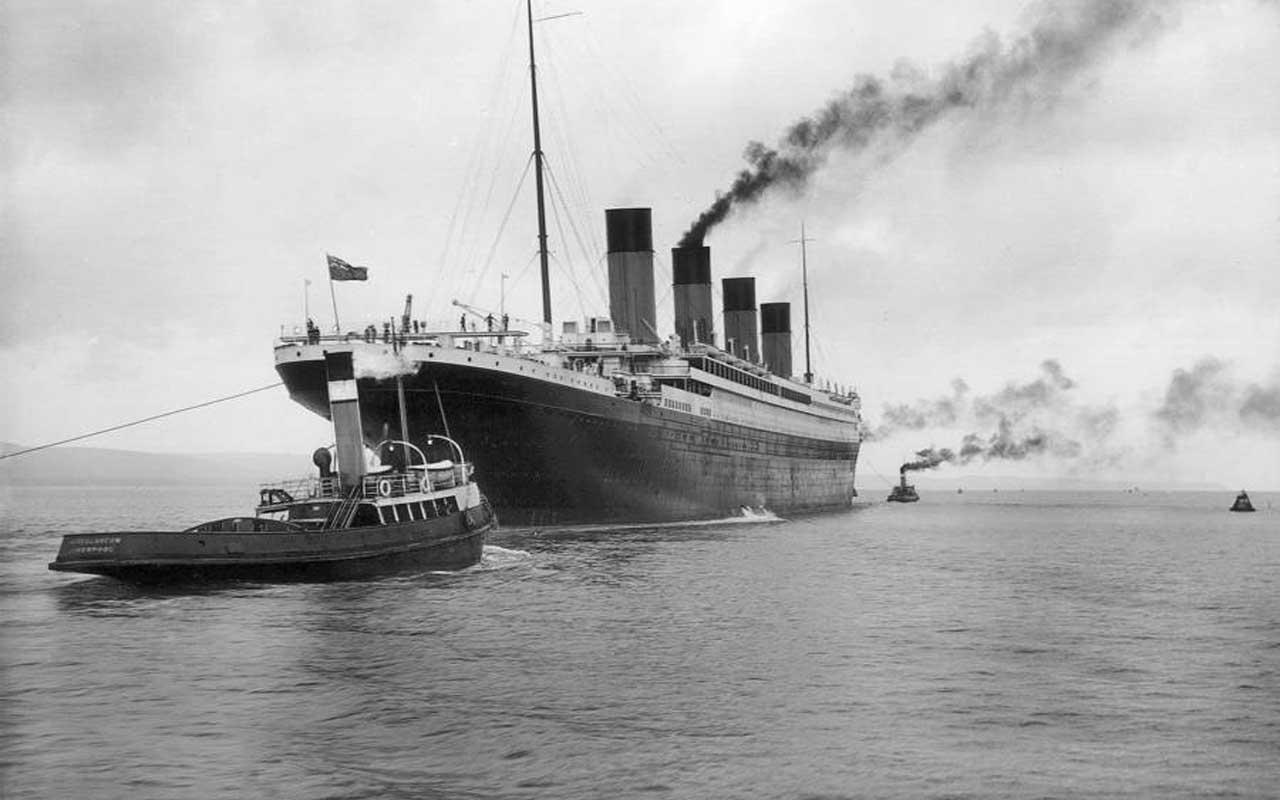 Titanic, Belfast,