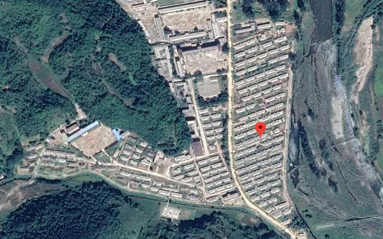 Korea, North Korea, Maps, Earth, Camps, Horrible, People, Labor