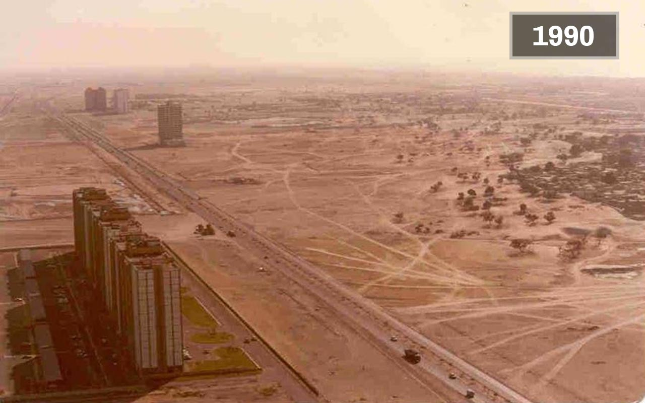 Dubai, United Arab Emirates, 1990, today, fact, facts, country, cities,