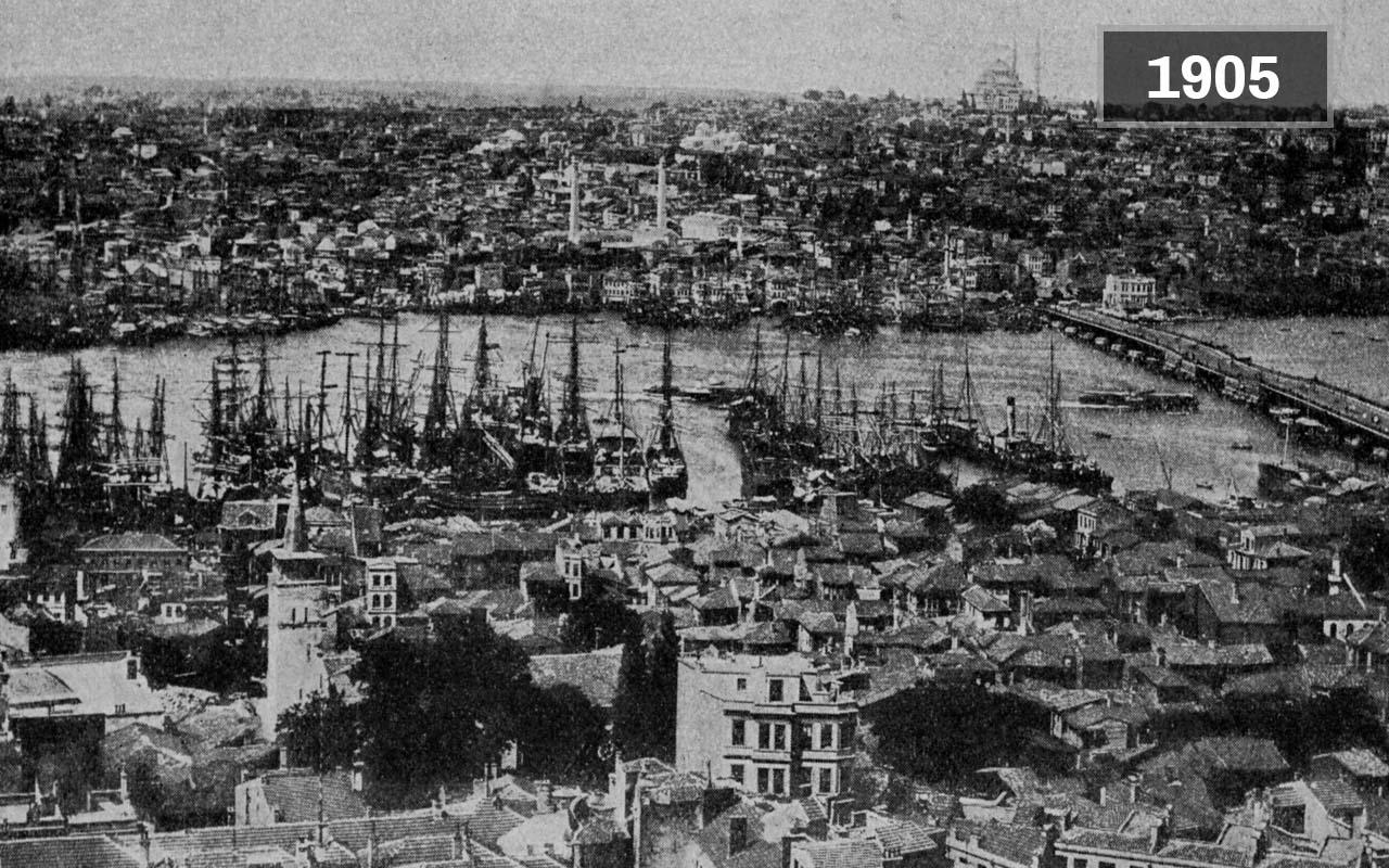 Istanbul, Turkey (1905 - Today)