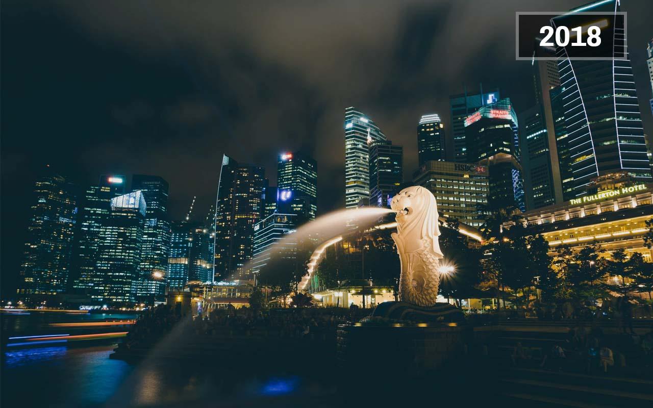 Singapore, Republic of Singapore (1900 - Today)