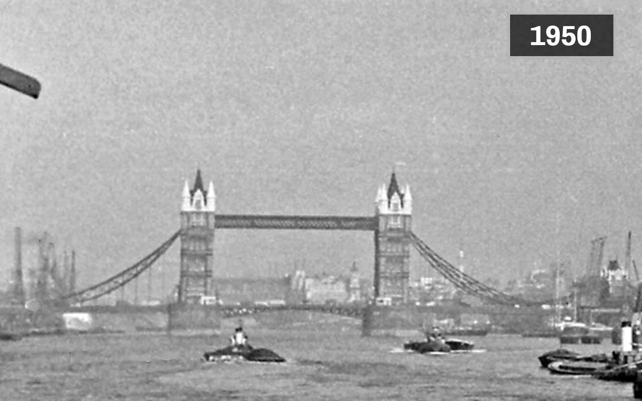 London, Great Britain (1950 - Today)