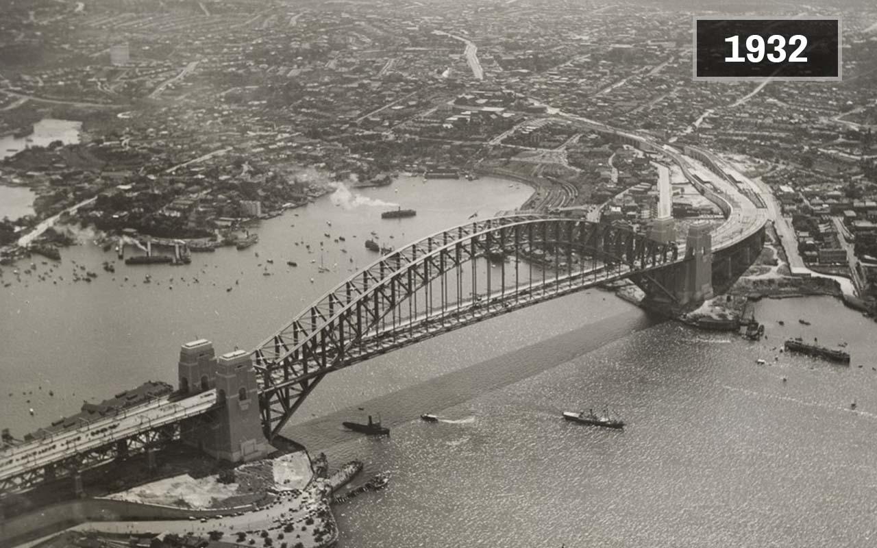 Sydney, Australia (1932 - T0day)
