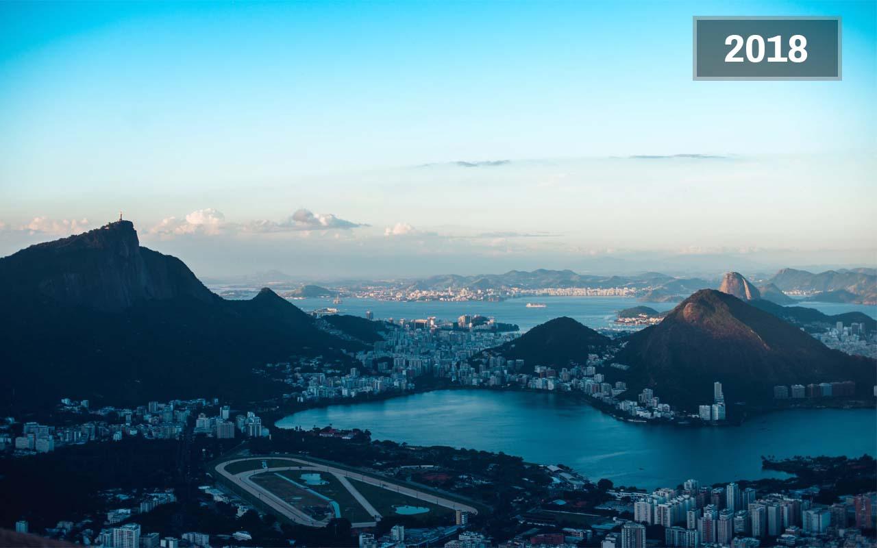 Rio de Janeiro, Brazil (1889 - Today)