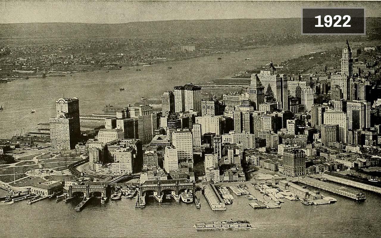 New York, USA (1922 - Today)