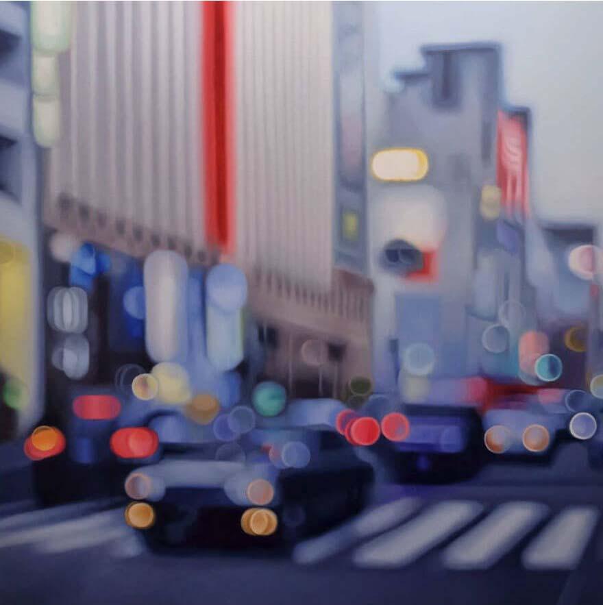 Philip Barlow, city life, cars, light, lights, photo, photography, Cape Town