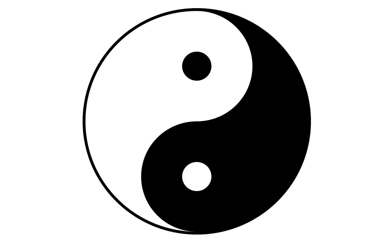 The Ying Yang Symbol