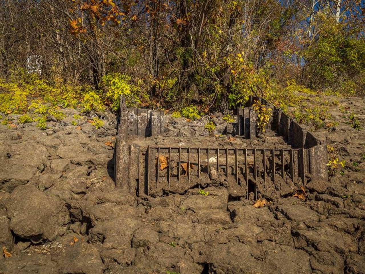 Ozark Hills Lost Copper Mine, Missouri