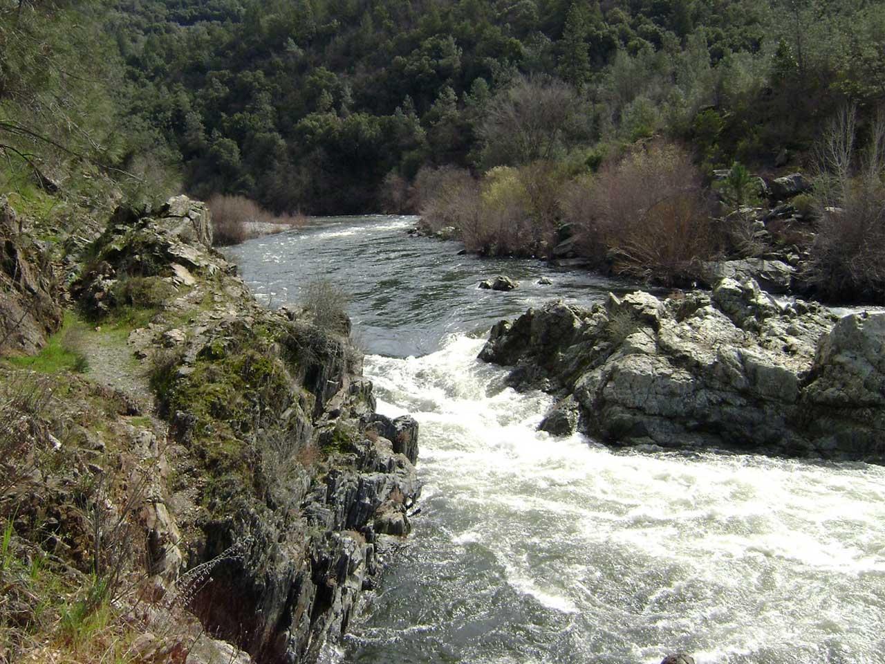 American River, Auburn, CA