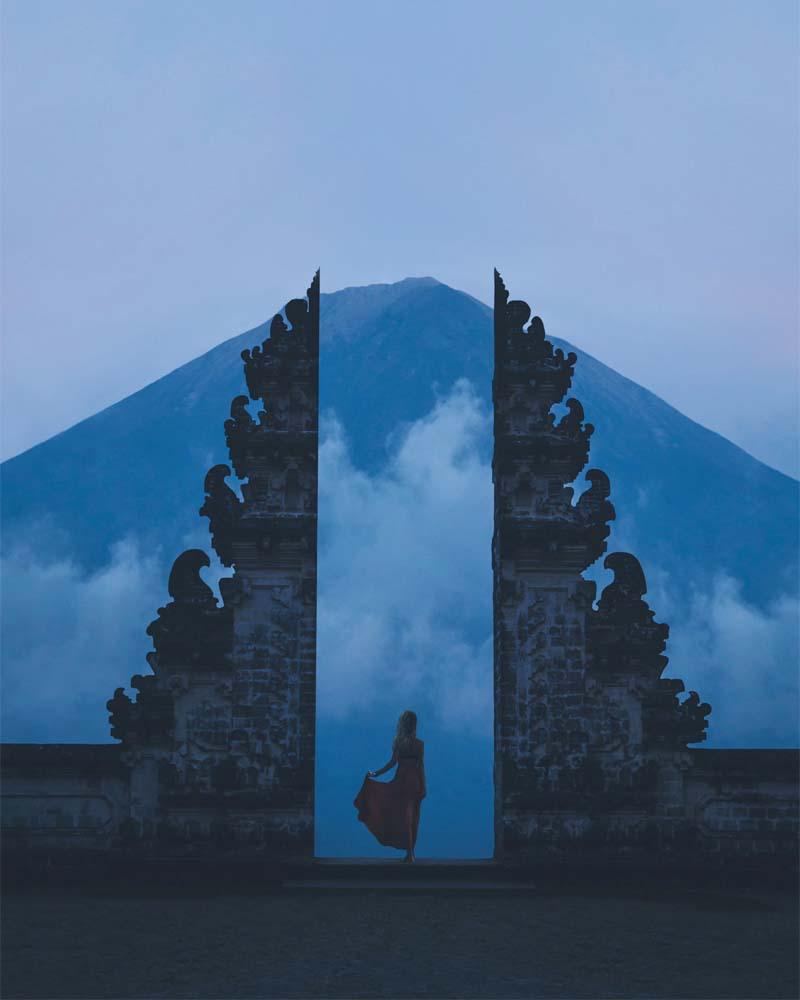Bali, Indonesia, beauty, mood, spiritual