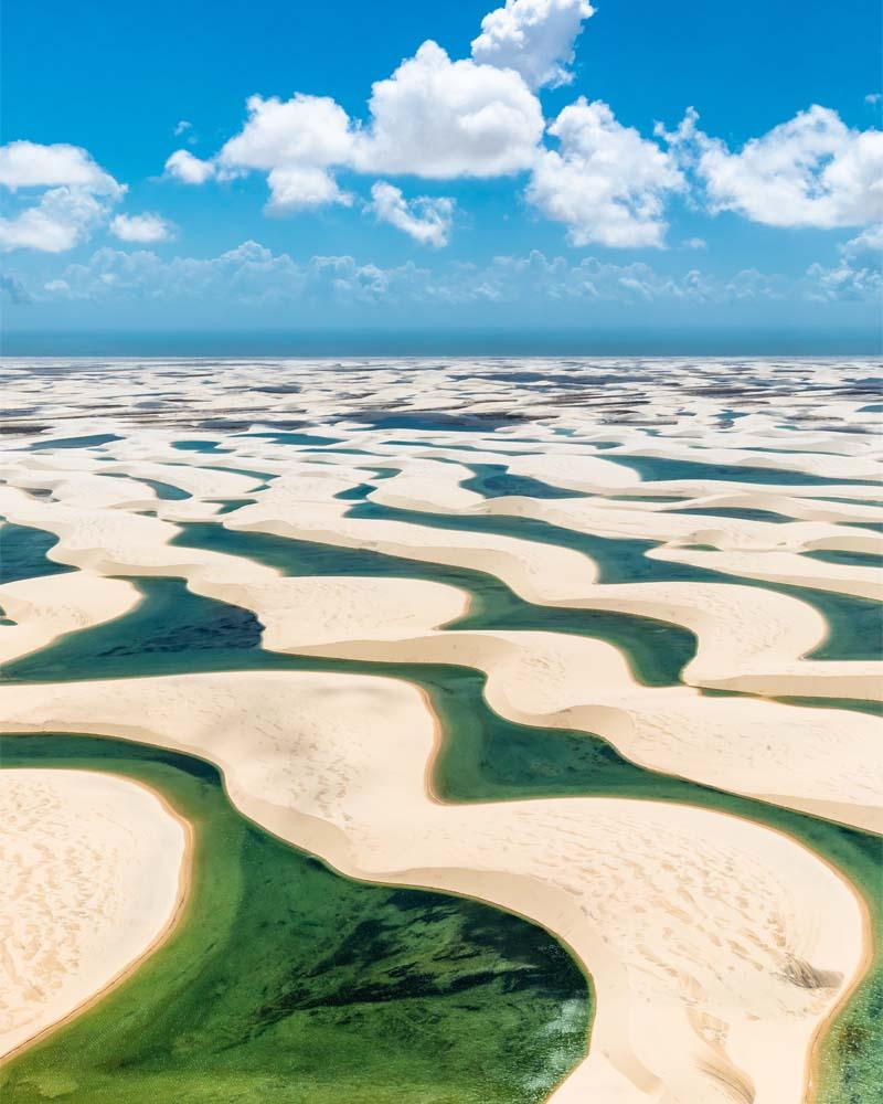 Lençóis Maranhenses, Brazil, travel, wanderlust