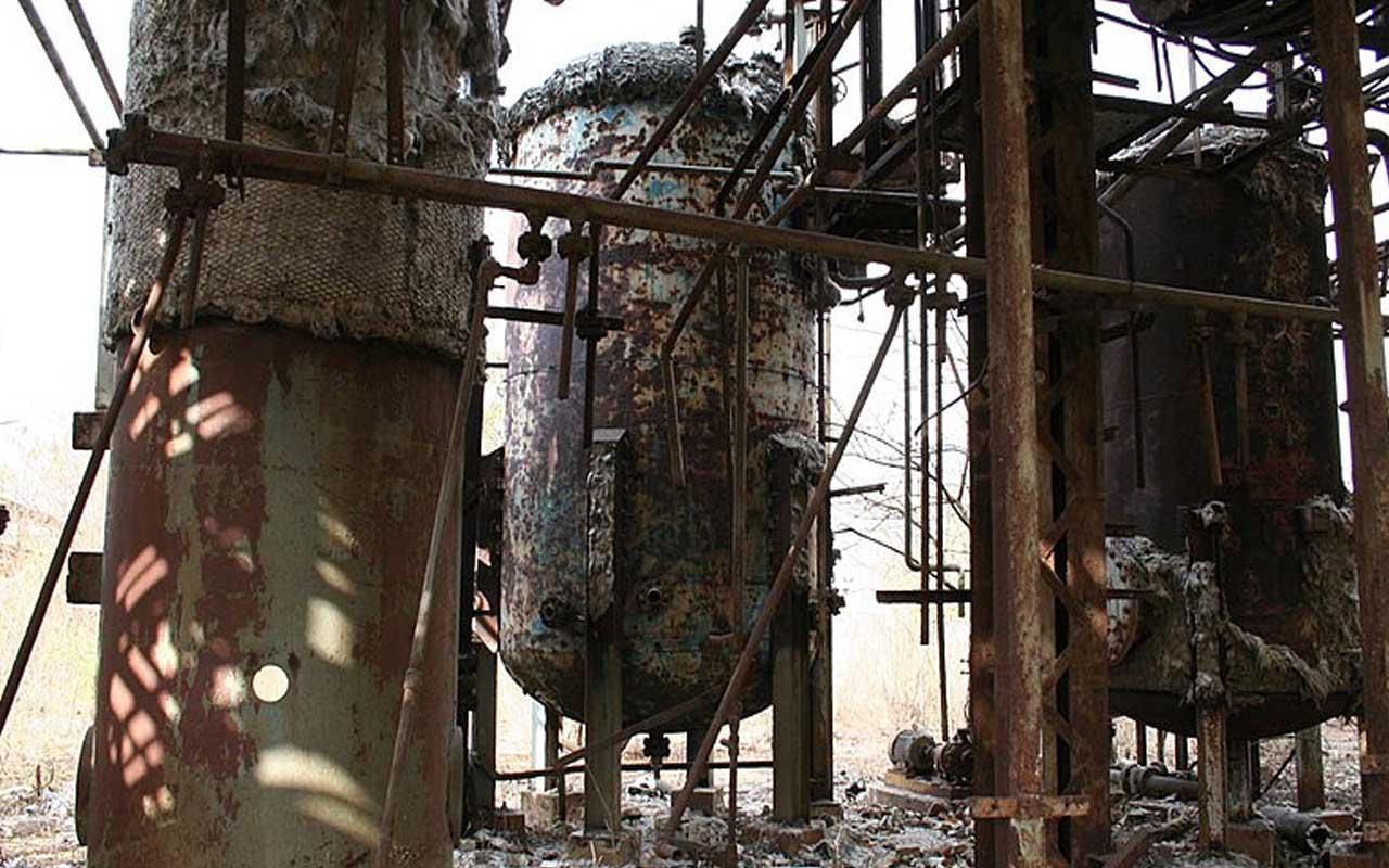 The Bhopal Gas Leak, India