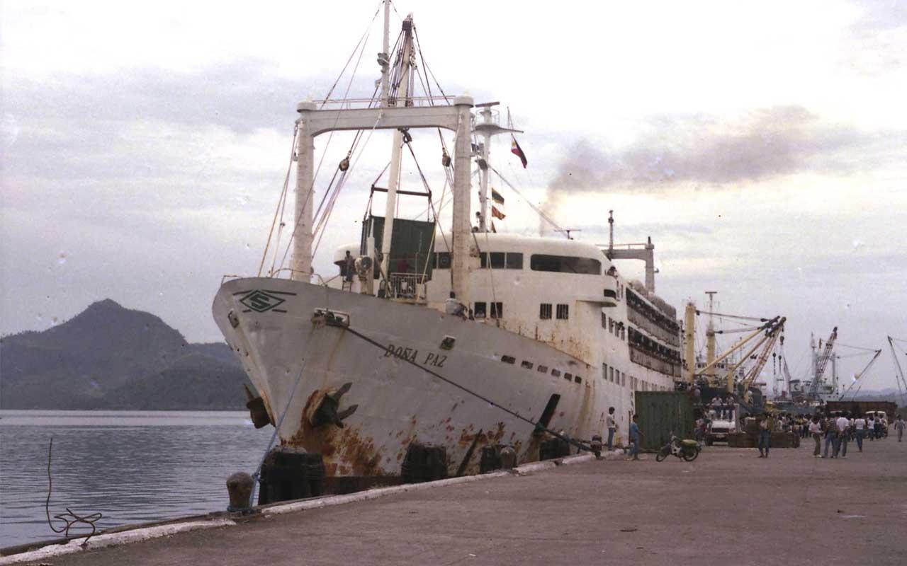 MV Doña Paz Maritime Disaster