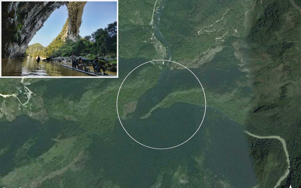 Fairy Bridge, China