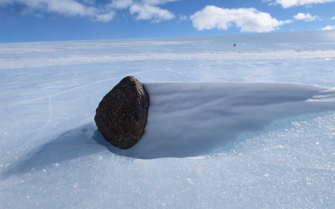 meteor, NASA, Antarctica, facts