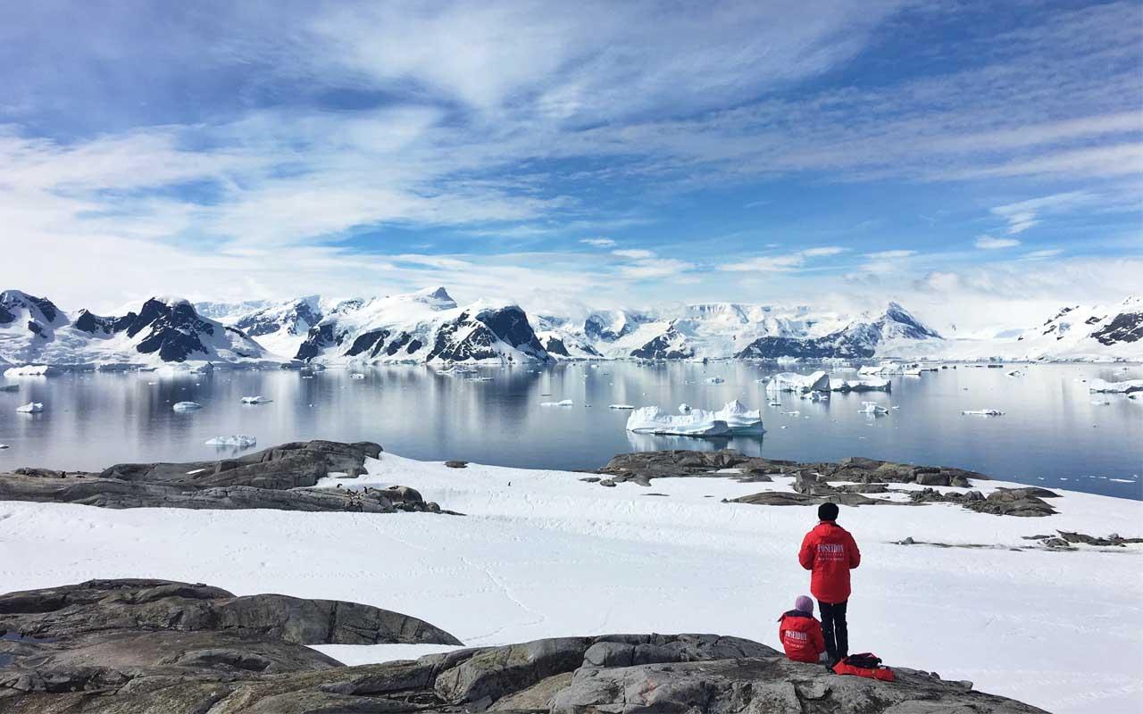 Antarctica, life, people, born