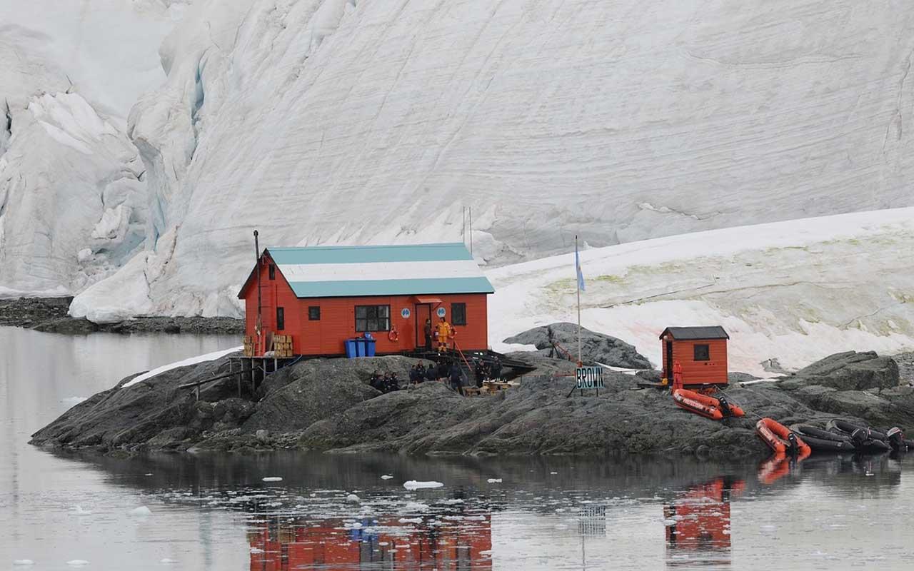 American, Antarctica, expedition, match