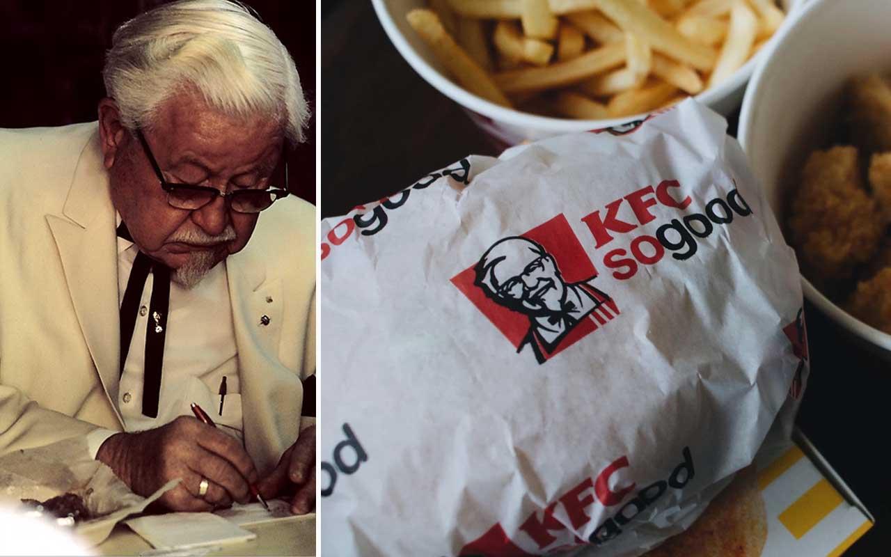 Colonel Sanders, KFC, success story