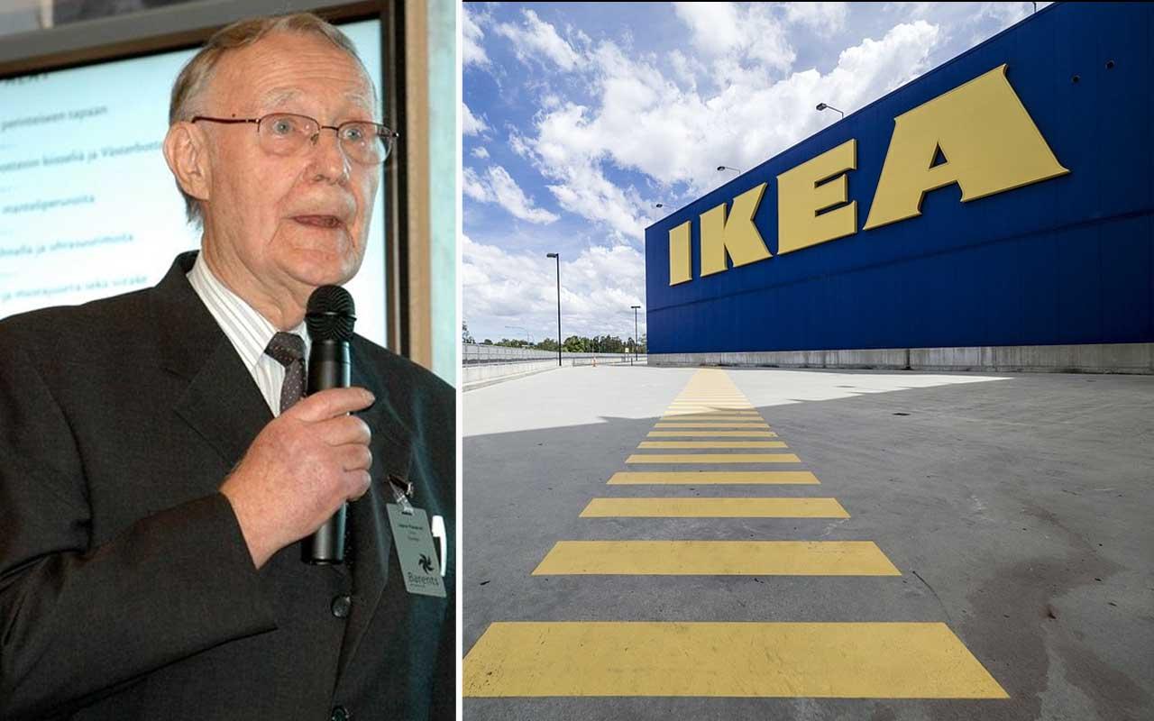 Ingvar Kamprad, IKEA, owner, founder