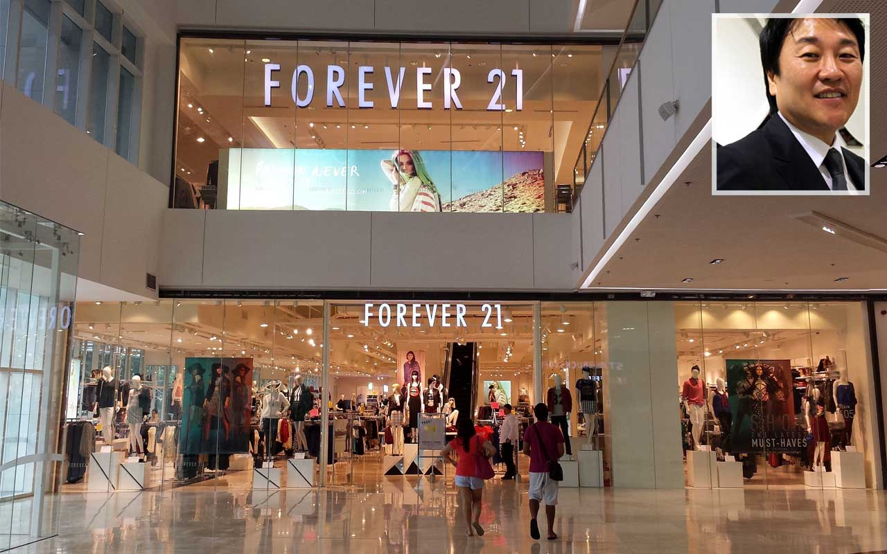 Forever 21, store, apparel, clothing