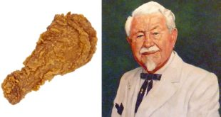 Colonel Sanders, KFC, people, inspirational