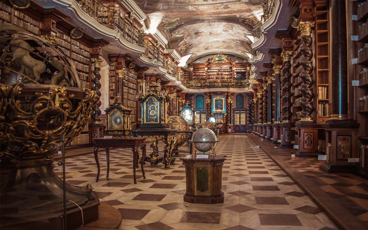 10 Of The Worlds Most Beautiful Libraries