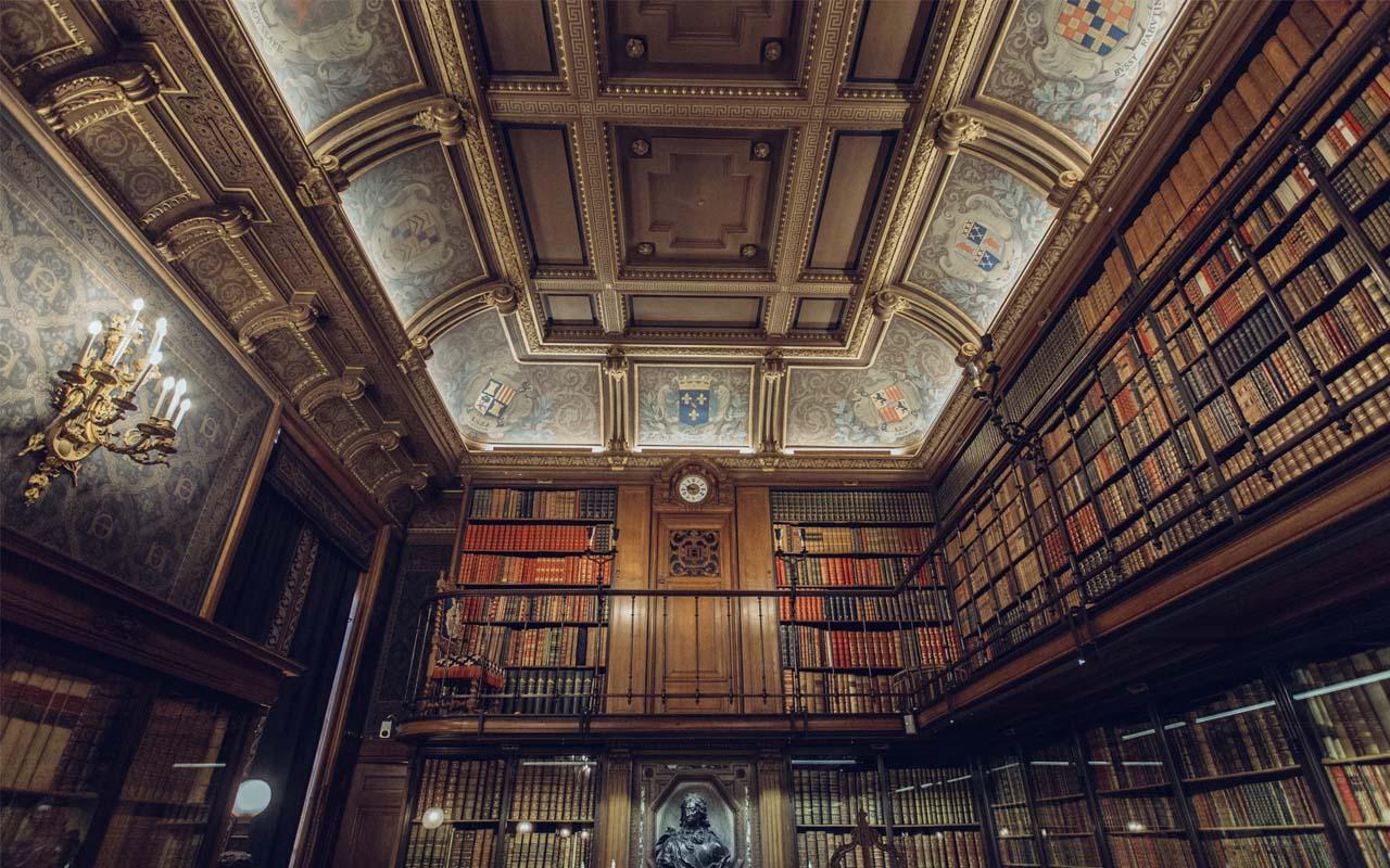 Royal Portuguese Reading Room in Rio de Janeiro, Brazil, libraries