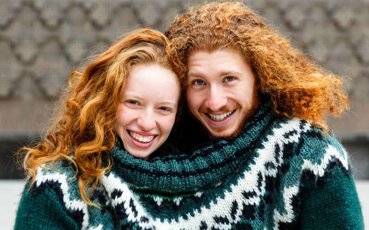 redhead, gene, facts, myths