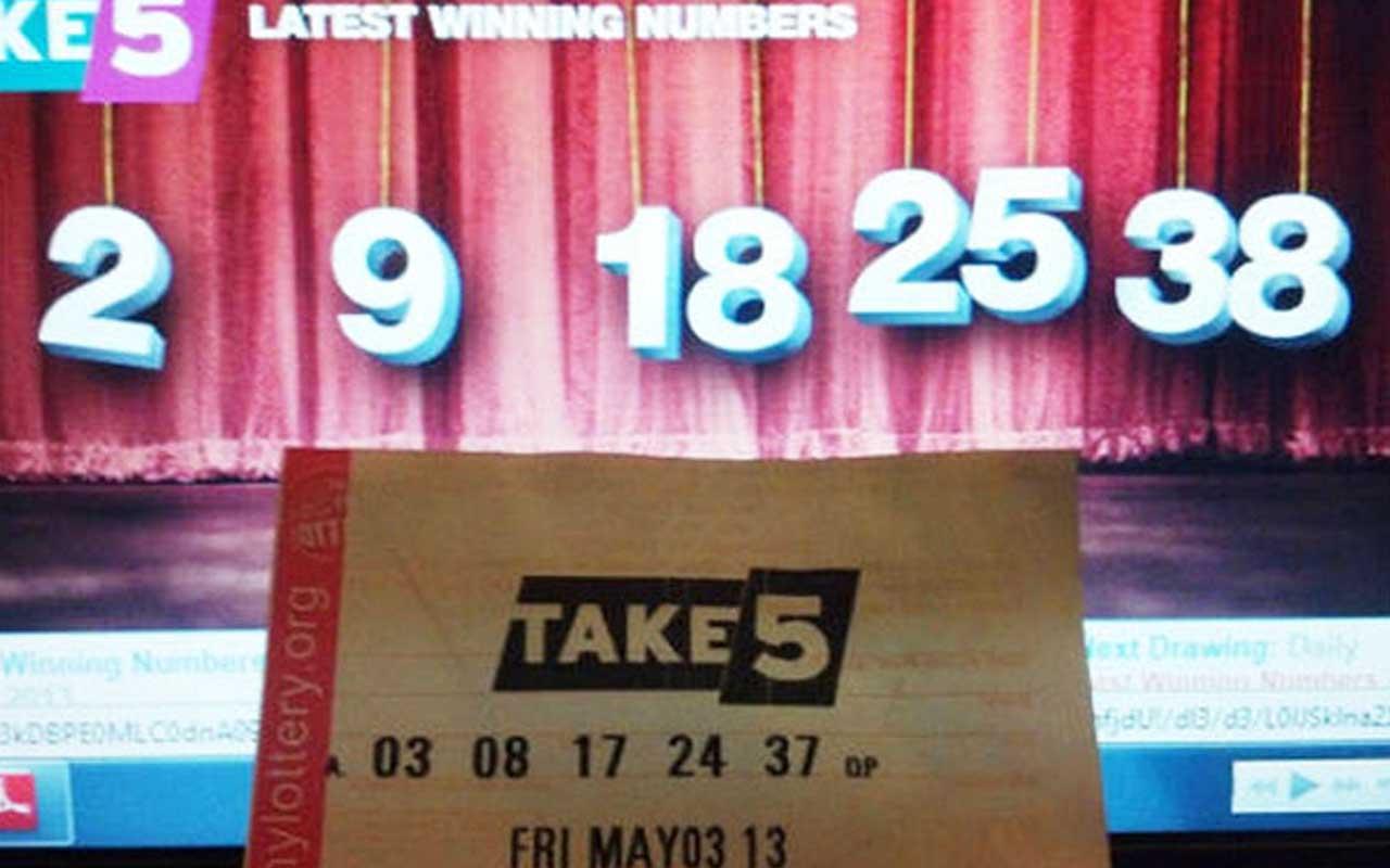 Lottery, jackpot, winner, lose, life