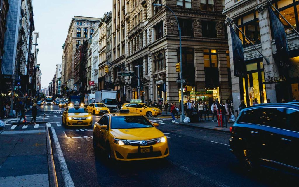 taxi, advice, driving, New York