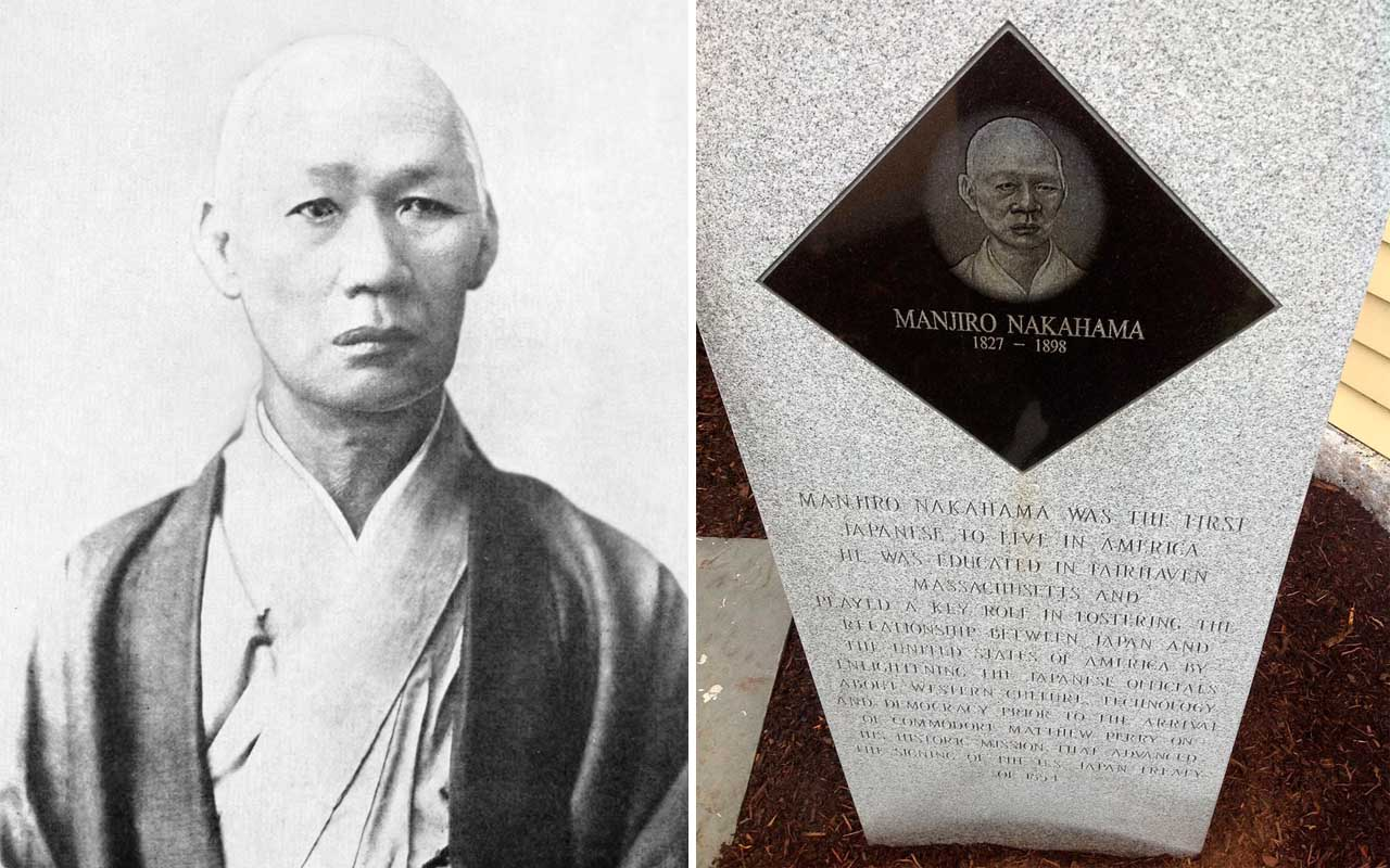 Nakahama Manjiro, USS, USA, facts