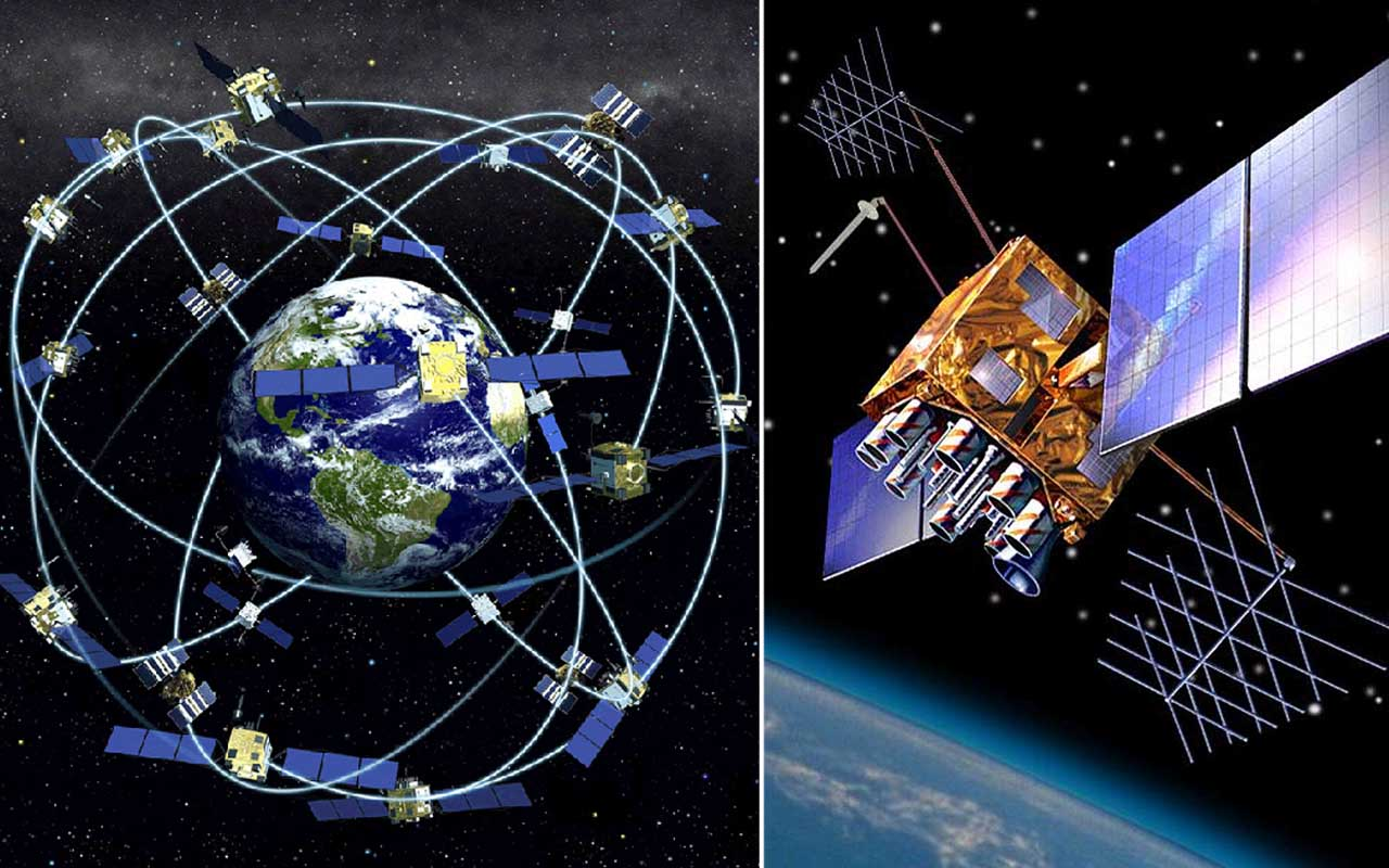 GPS System, satellites, facts, life