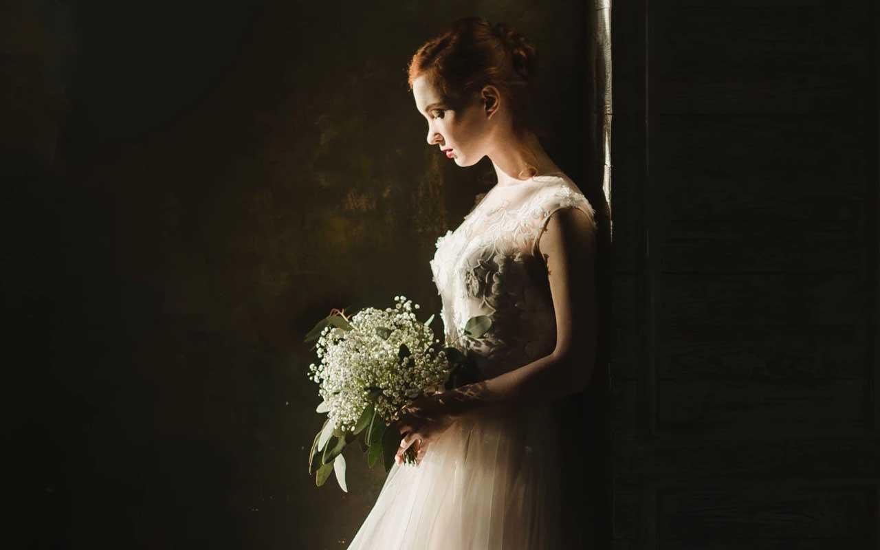 Bride, bouquet, wedding, facts