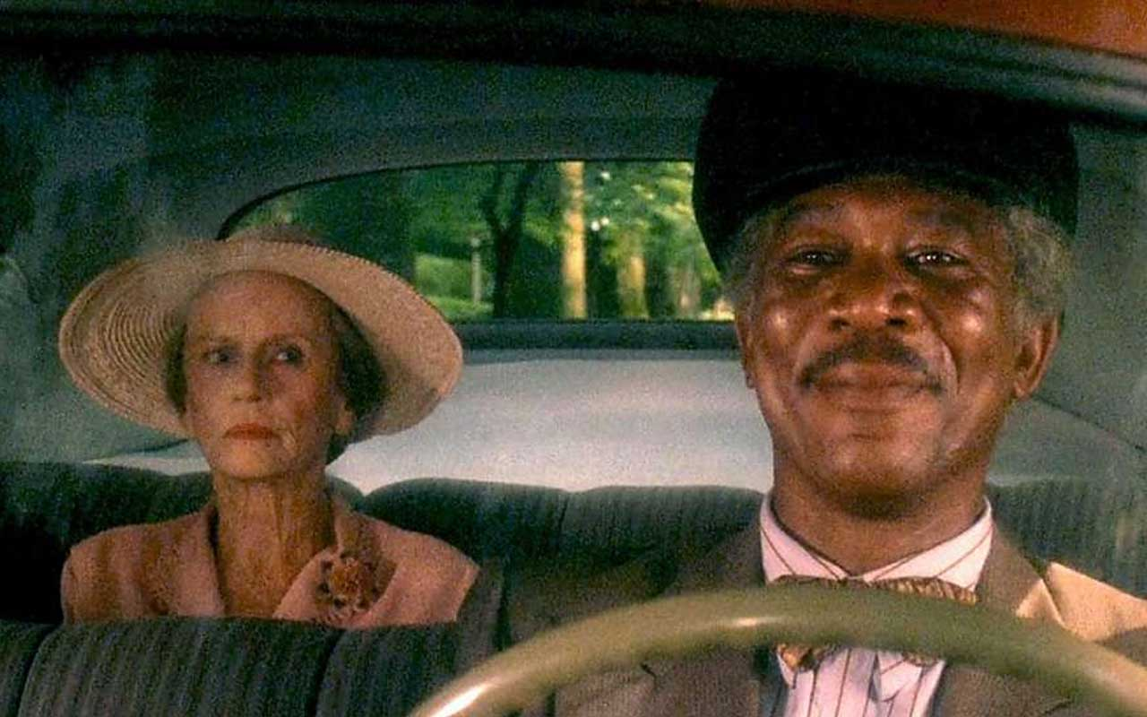 Driving Miss Daisy and Glory, Morgan Freeman
